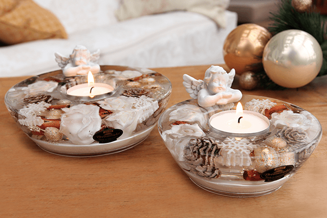 ドリームライト クリスマス写真